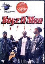 BOYZ II MEN s/t DVD NEW SEALED