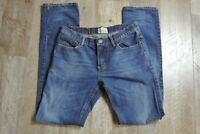 Aeropostale Mens Jeans Bowery Slim Straight Size 32