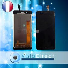 """Ecran complet pour Wiko Harry 4G 5"""" noir vitre tactile + LCD"""