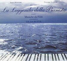 Ennio Morricone - La Leggenda Della Pianista - CD - Digitmovies