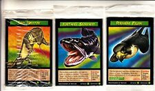 - Nightmares Of Nature - 3 Unopened Packs (24 Cards)