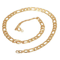 Indian Fashion 22K Gold Plated High quality Heavy weight total 24'' long chain
