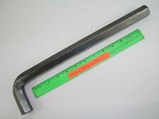 "1"" Hex Key, Long Arm Jumbo Allen Wrench USA"