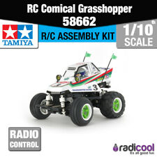 58662 TAMIYA COMICAL GRASSHOPPER WR-02CB OFF-ROAD 1/10th RADIO CONTROL BUGGY