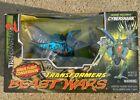 Transformers Beast Wars Transmetals 2 Action Figure Cybershark NOT MINT BOX