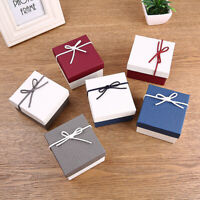 1PC Durable Present Gift Box Case For Bracelet Bangle Jewelry Watch Storage Box