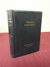 1869 Revised King James Bible - New Testament Only
