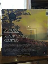 Black Sands Remixed by Bonobo Vinyl,  3 LP'S, Ninja Tune UK ZEN 178