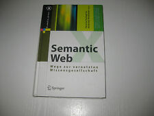 Semantic Web von Andreas Blumauer, Tassilo Pellegrini  (2006)