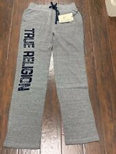 True Religion Men Sweatpants  Grey  pants 2XL XXLarge XXL