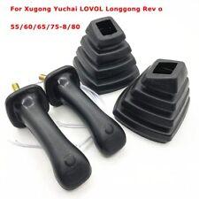 Mini Excavator Joystick For Xugong Yuchai LOVOL Longgong Rev o 55/60/65/75-8/80