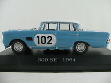 "Altaya #74 Mercedes-Benz 300 SE (1964) ""24h Spa-Francorchamps"" 1:43 NEU/PC"