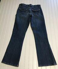 c1a4eaf4 LEE COMFORT WAISTBAND Women's Size 6M Bootcut Stretch Denim Blue Jeans