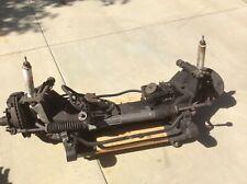 JAGUAR XJ SI 6 cylinder FRONT SUSPENSION COMPLETE SEDAN HOT ROD JAG SI
