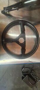 Momo Cobra Steering Wheel hdt vl le 370mm