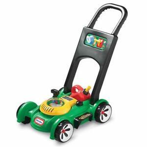 LITTLE TIKES GAS N GO TOY LAWN MOWER BJ633614 from Tates Toyworld