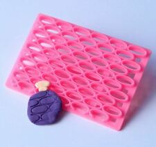 Oval Pattern Impression Stamp - Baking, Cake and Decorating tools from Bakell