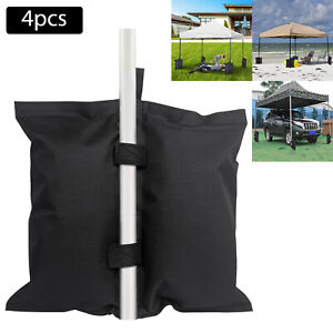 4x Pavillon Sandsäcke Beschwerer Standfuß Gewichte Halterung Standfüße Camping