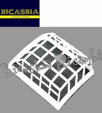 9095 - GRIGLIA FARO FANALE POSTERIORE BIANCA VESPA 50 PK S