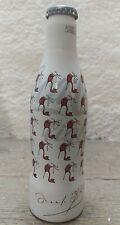 Coca cola Alu Flasche bottle Manolo Blahnik Limited ungeöffnet new 2006 rare