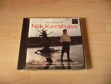 CD Nik Kershaw - The Best of - 18 Songs - incl The Riddle  + Wouldn`t it be good