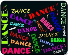 Dance - Art Mouse Pad - Free Personalizing!