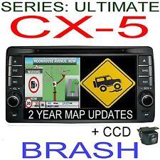 MAZDA 2012+ CX-4 AUSSIE GPS DVD NAVIGATION BLUETOOTH AM/FM BOSE and REAR CAMERA