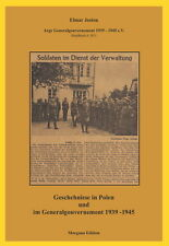What Is Happening in Poland and in General government 1939-45 (Elmar Josten)