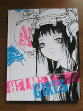 HELMET GIRLS the art of Camilla D'Errico -  2013 1st HCDJ - FINE erotic manga