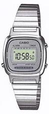 Casio LA-670WEA-7E Orologio Donna polso Vintage Nuovo Crono Sveglia