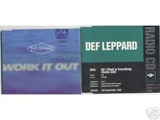 2 CD SINGLE DEF LEPPARD 1996