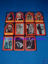 TOPPS STAR WARS TRADING CARD STICKERS SET 2 EXCELLENT