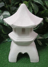 Small Oriental Temple Pagoda Lantern Latex Fiberglass Production Mold Concrete