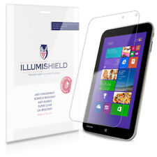 iLLumiShield HD Screen Protector w Anti-Bubble/Print 2x for Toshiba Encore 8""