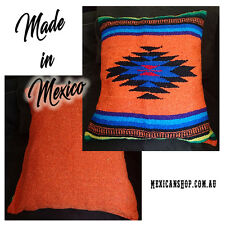 Cushion Cover, 50x52cm, Colourful, 100% Cotton, Typical design, made in Mexico