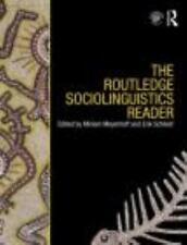 The Routledge Sociolinguistics Reader (Volume 2)