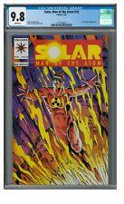 Solar, Man of the Atom #18 (1993) Valiant CGC 9.8 CJ407