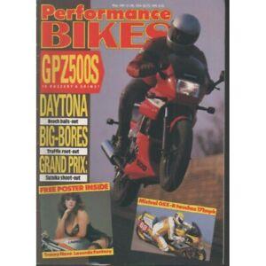 Performance Bikes Magazine May 1987 GPZ500S DAYTONA (003)