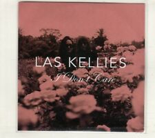 (HU21) Las Kellies, I Don't Care - 2016 DJ CD
