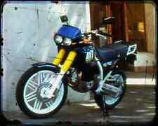 Honda Ax 1 87 1 A4 Photo Print Motorbike Vintage Aged