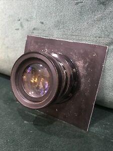 """Vintage Taylor Hobson Cooke Process Anastigmat Lens 16"""" Series VB No. 269552"""