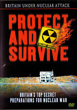 DVD:PROTECT AND SURVIVE - NEW Region 2 UK