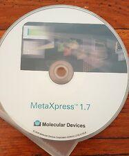 Molecular Devices  MetaXpress 1.7 Cellular Informatics Software