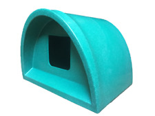 WATERPROOF PLASTIC CAT HOUSE AT £47 OUTDOOR CAT KENNEL SHELTER BED