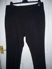 Debenhams Bootcut Polyester Tailored Trousers for Women