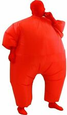 Choose: Adult Chub Suit Inflatable Blow Up Color Full Body Costume Jumpsuit