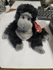 2007 Ty Beanie Babies Tumba the Gorilla - with tag and in excellent condition!