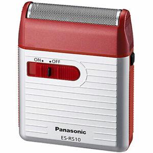 Panasonic ES-RS10 Shaver for Traveler New Japan Compact Travel One blade Razor