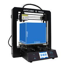 Anycubic 3D Printer I3 Mega Upgrade DIY Large Size Metal Frame PLA TFT AU
