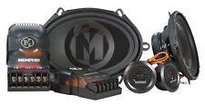 "Memphis Audio Prx570C 5x7"" or 6x8"" 100 Watt Component Car Speakers w/Crossovers"